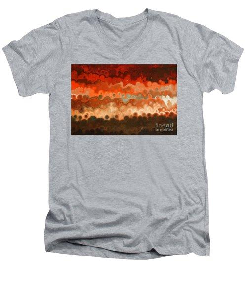 Hebrews 13 16. Do Good And Share Men's V-Neck T-Shirt