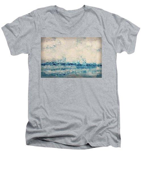 Hebrews 4 16. Come Boldly Men's V-Neck T-Shirt