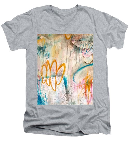 Hello My Darling Men's V-Neck T-Shirt