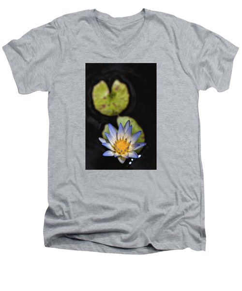 Hidden Jewel Men's V-Neck T-Shirt
