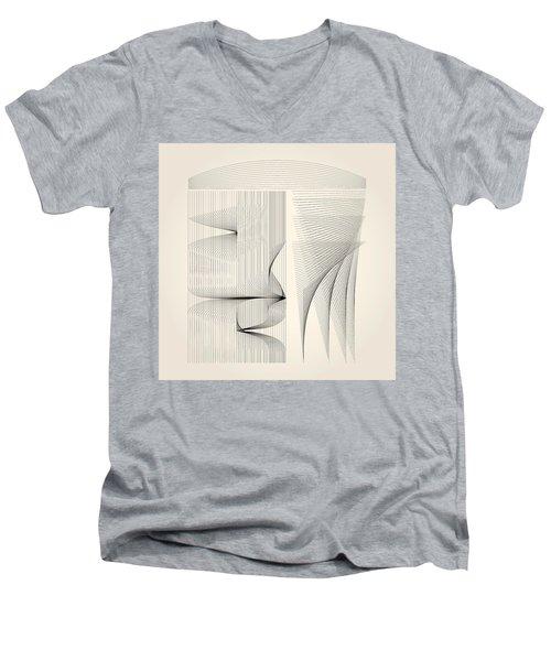 House Men's V-Neck T-Shirt
