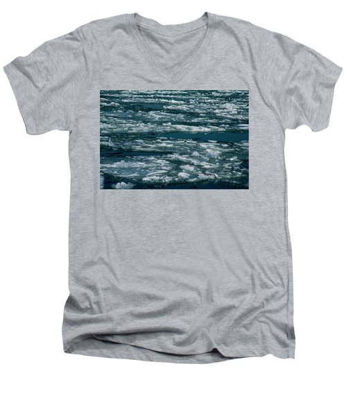 Ice Cold With Filter Men's V-Neck T-Shirt