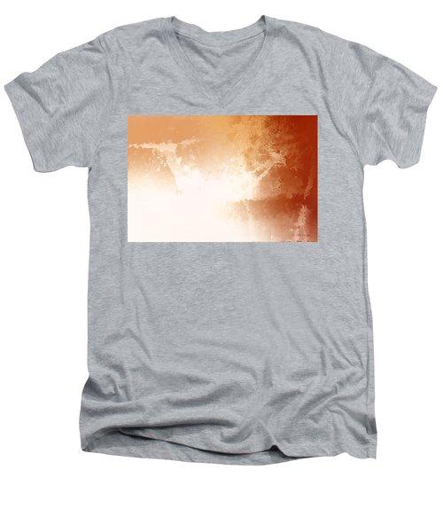 II - Autumn Men's V-Neck T-Shirt