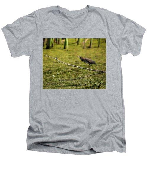 I'm Gonna Getcha Men's V-Neck T-Shirt