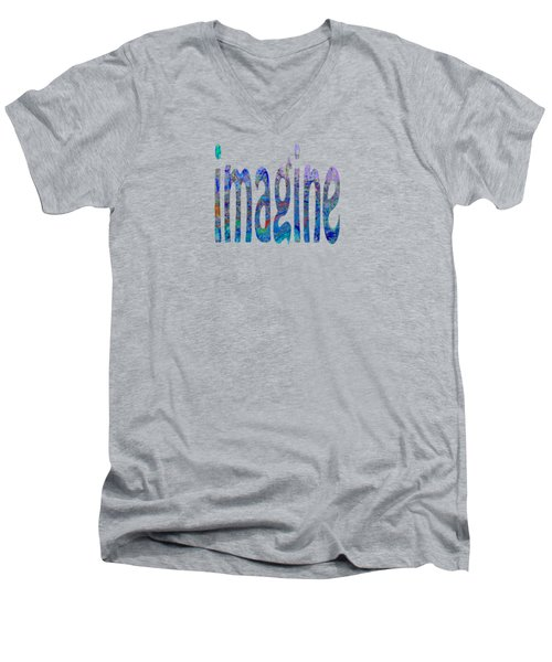 Imagine 1007 Men's V-Neck T-Shirt