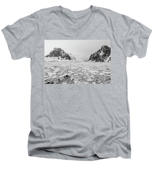 Into The Ice Men's V-Neck T-Shirt