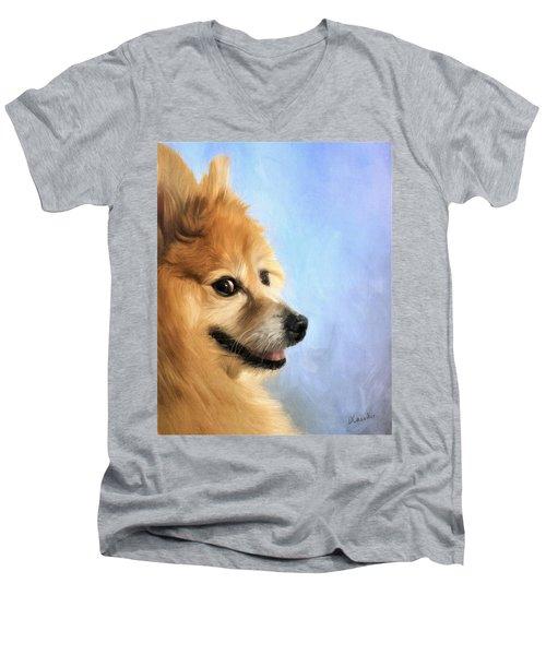 Jayjay Men's V-Neck T-Shirt
