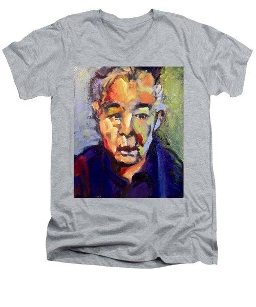 John Prine Men's V-Neck T-Shirt