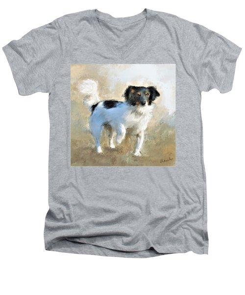Jordan Men's V-Neck T-Shirt