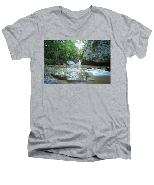 Kilgore Falls Men's V-Neck T-Shirt