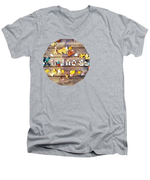 Kindness Men's V-Neck T-Shirt