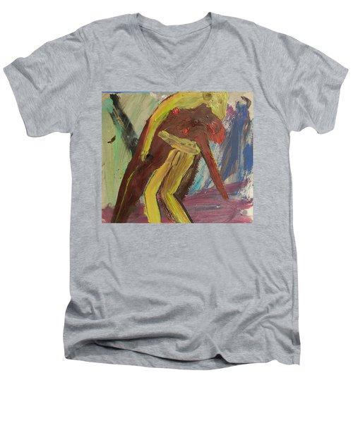La Petit Mort Men's V-Neck T-Shirt