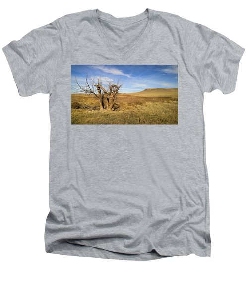 Last Stand Men's V-Neck T-Shirt