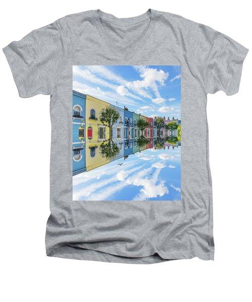 Lee Men's V-Neck T-Shirt