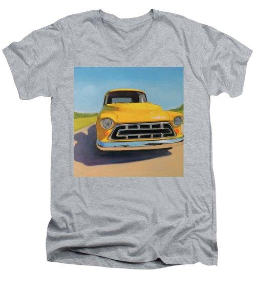 Lemon Drop Martini Men's V-Neck T-Shirt