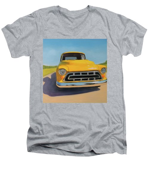 Lemon Drop Martini Men's V-Neck T-Shirt