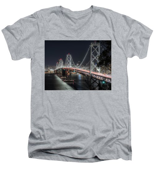 Lightspeed Men's V-Neck T-Shirt