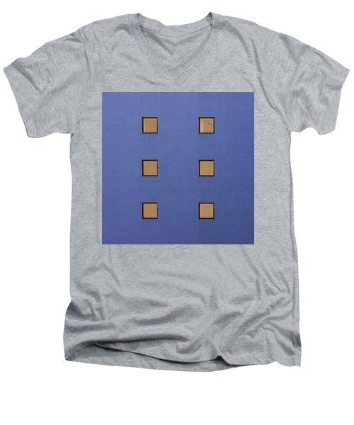 Liverpool Windows 2 Men's V-Neck T-Shirt