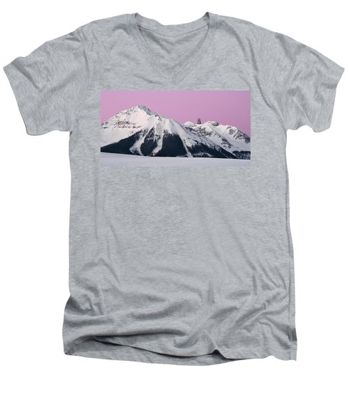 Lizard Head  Men's V-Neck T-Shirt