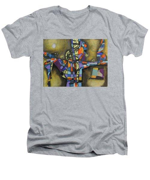 Local Resonance Men's V-Neck T-Shirt