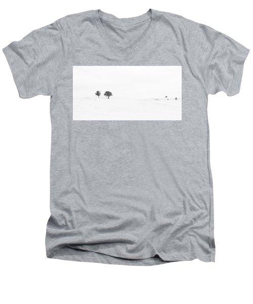 Lonely Together Men's V-Neck T-Shirt
