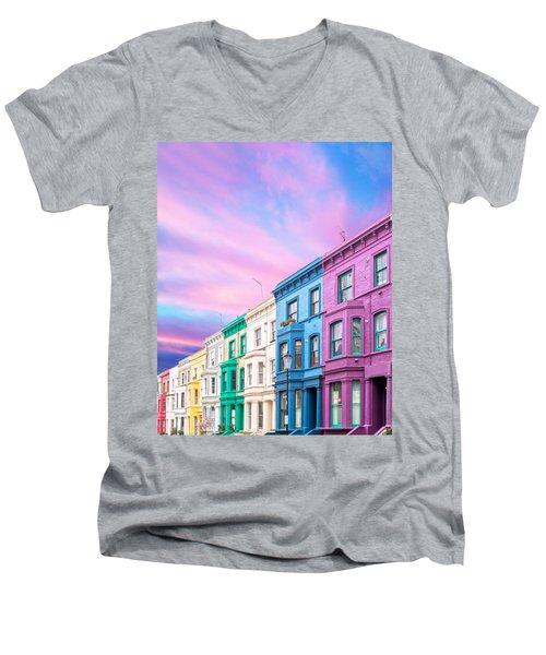Loren Men's V-Neck T-Shirt