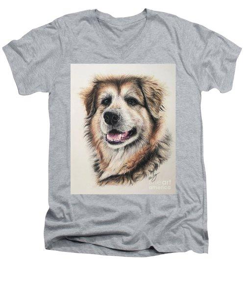 Loui Men's V-Neck T-Shirt