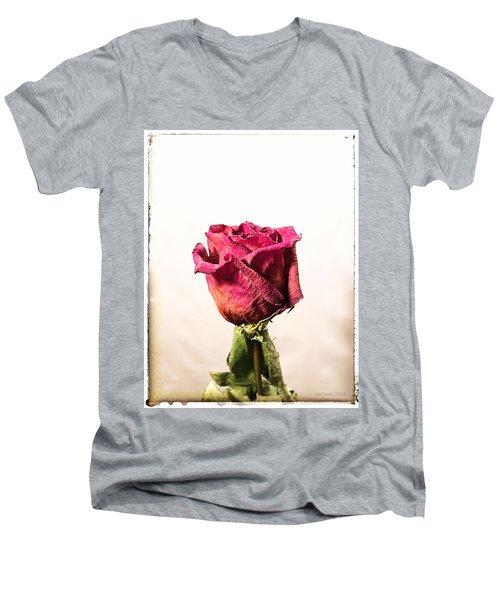 Love After Death Men's V-Neck T-Shirt