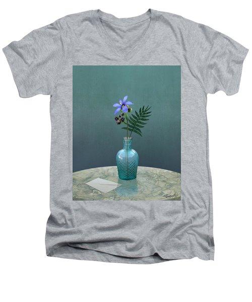Love Note Men's V-Neck T-Shirt