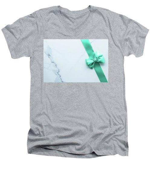 Lovely Gift Iv Men's V-Neck T-Shirt