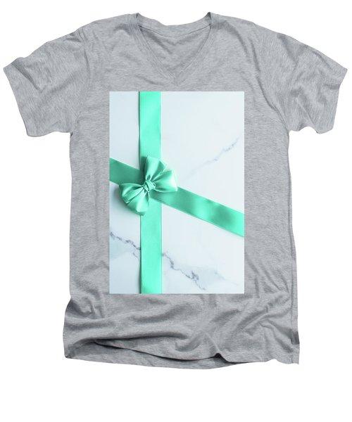 Lovely Gift V Men's V-Neck T-Shirt