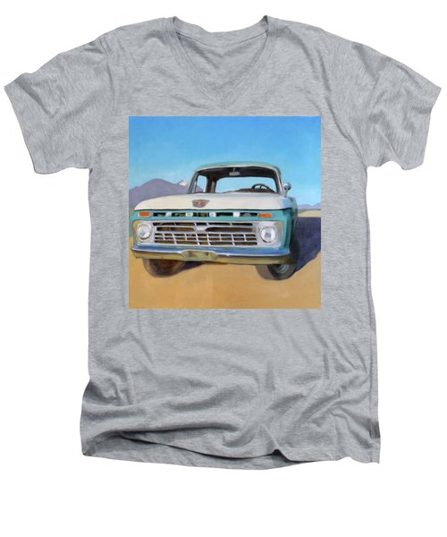 Lovers Lane Men's V-Neck T-Shirt
