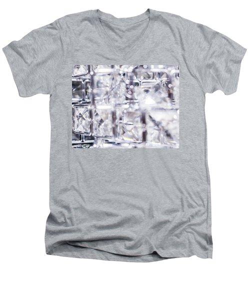 Luxe Moment Iv Men's V-Neck T-Shirt