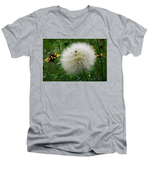 Make A Wish Men's V-Neck T-Shirt