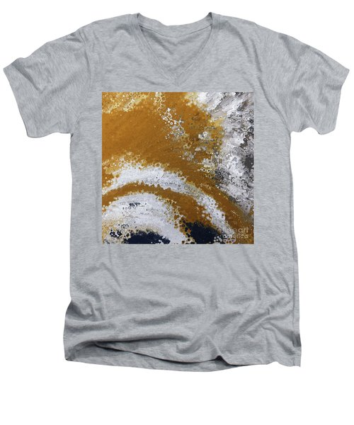 Matthew 17 20. Have Faith Men's V-Neck T-Shirt