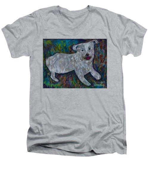 Mello Men's V-Neck T-Shirt