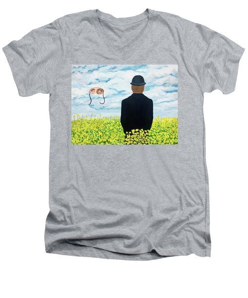 Memories Of June Men's V-Neck T-Shirt