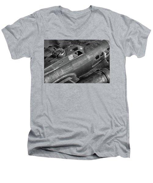 Memphis Belle From On High Men's V-Neck T-Shirt