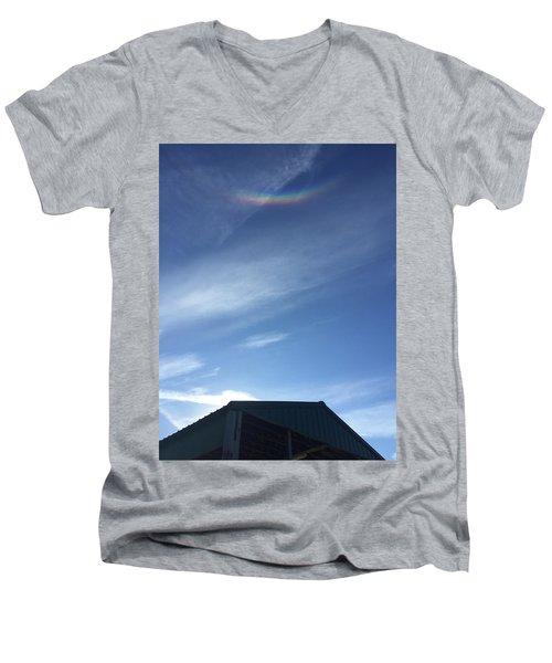 Messages Of Hope Men's V-Neck T-Shirt