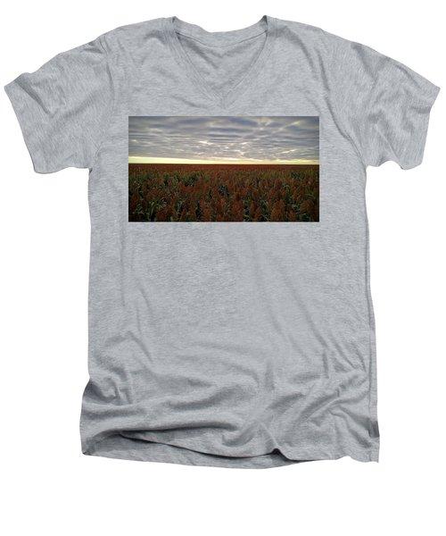 Miles Of Milo Men's V-Neck T-Shirt