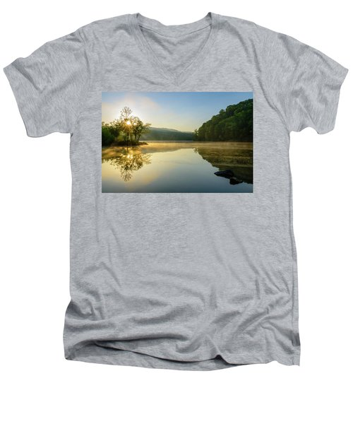 Morning Dreams Men's V-Neck T-Shirt