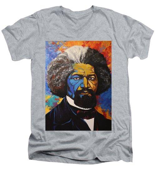 Mr. Douglas Men's V-Neck T-Shirt