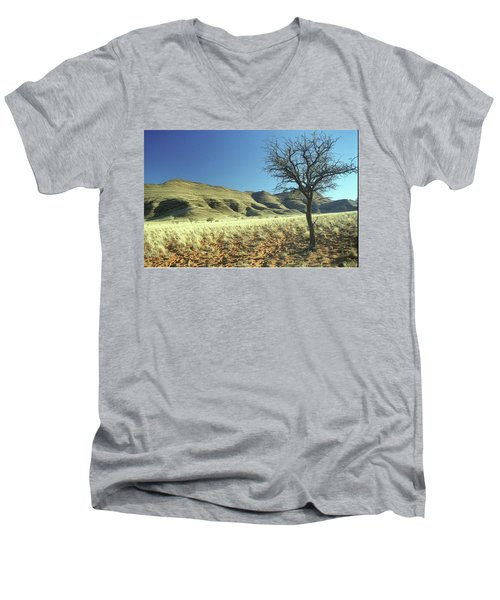 Namibia Men's V-Neck T-Shirt