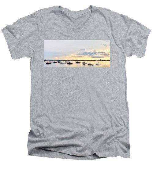 Never Enough  Men's V-Neck T-Shirt