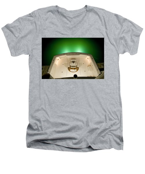 Night Vision Men's V-Neck T-Shirt