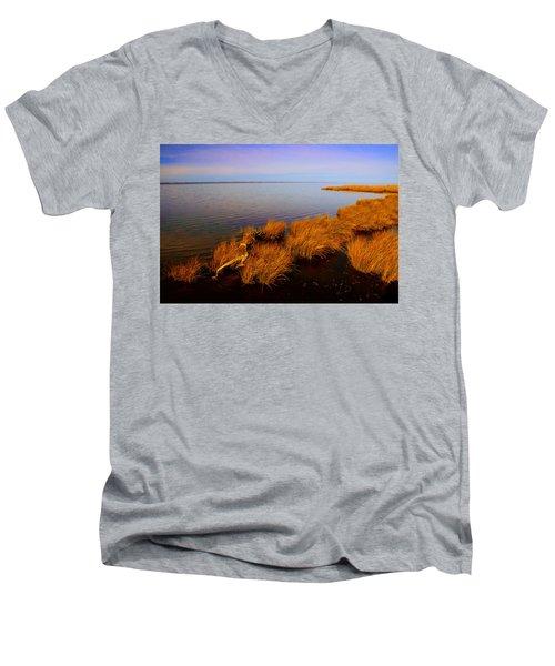 Northern Exposure  Men's V-Neck T-Shirt