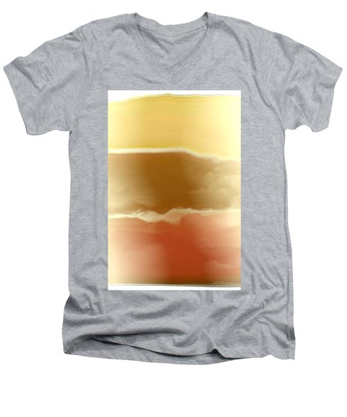 November 6 Men's V-Neck T-Shirt