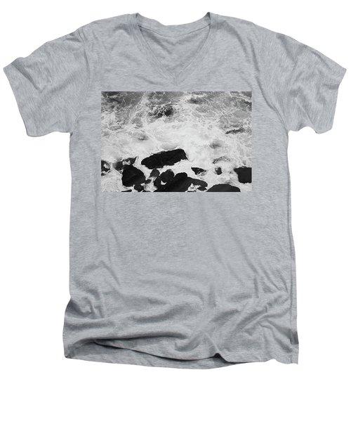 Ocean Memories V Men's V-Neck T-Shirt