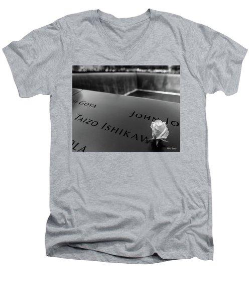 October 14th Men's V-Neck T-Shirt