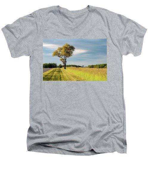Off The Road Men's V-Neck T-Shirt